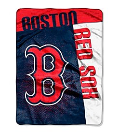 Boston Red Sox Strike Raschel Throw