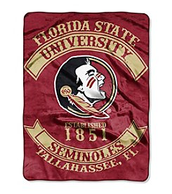Florida State University Rebel Raschel Throw