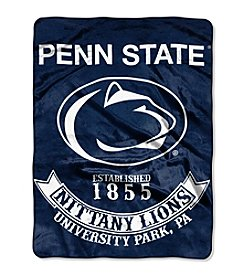 Penn State University Rebel Raschel Throw