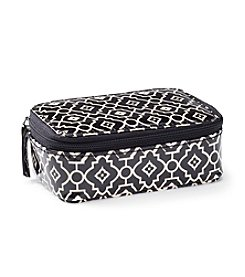 Relativity® Black/Cream Jewelry Case