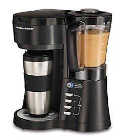 Hamilton Beach® Java Blend Single Serve Coffeemaker