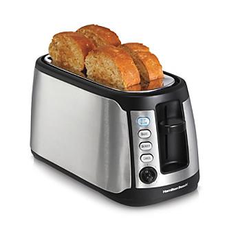 Hamilton Beach® 4-Slice Long Slot Toaster