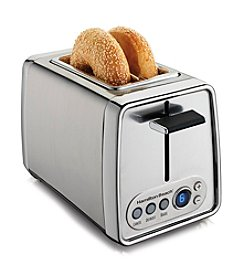 Hamilton Beach® 2-Slice Digital Extra-Wide Toaster