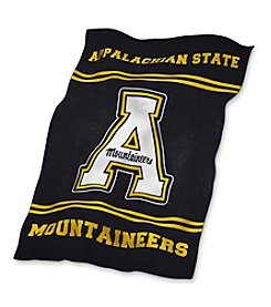 Appalachian State University Logo Chair UltraSoft Blanket