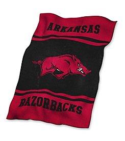 University of Arkansas Logo Chair UltraSoft Blanket