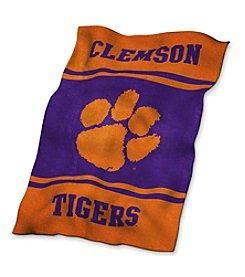 Clemson University Logo Chair UltraSoft Blanket