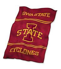 Iowa State University Logo Chair UltraSoft Blanket