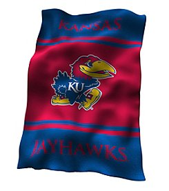 University of Kansas Logo Chair UltraSoft Blanket