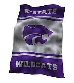 Kansas State University Logo Chair UltraSoft Blanket
