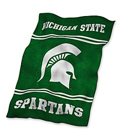 Michigan State University Logo Chair UltraSoft Blanket
