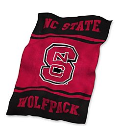North Carolina State University Logo Chair UltraSoft Blanket