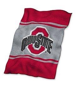 Ohio State University Logo Chair UltraSoft Blanket
