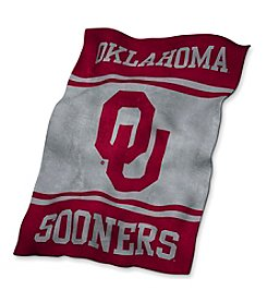 NCAA® University of Oklahoma UltraSoft Blanket