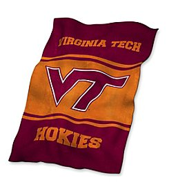 Virginia Tech University Logo Chair UltraSoft Blanket