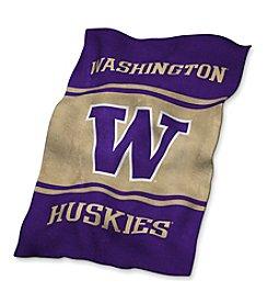 University of Washington Logo Chair UltraSoft Blanket