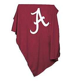 University of Alabama Logo Chair Sweatshirt Blanket