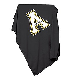 Appalachian State University Logo Chair Sweatshirt Blanket