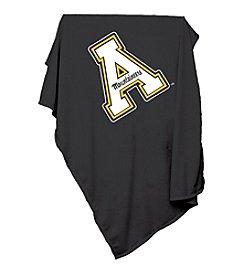 Appalachian State University Logo Chair Sweatshirt Blanket