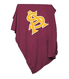 Arizona State  University Logo Chair Sweatshirt Blanket