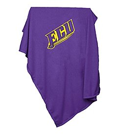 East Carolina University Logo Chair Sweatshirt Blanket