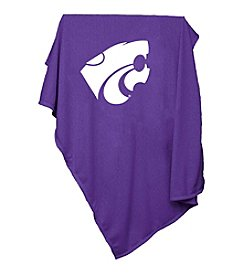 Kansas State University Logo Chair Sweatshirt Blanket