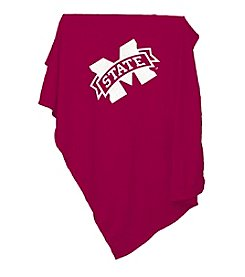 Mississippi State University Logo Chair Sweatshirt Blanket