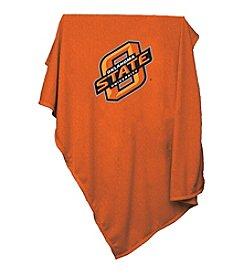 Oklahoma State University Logo Chair Sweatshirt Blanket