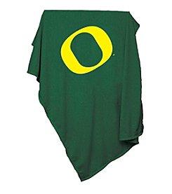 University of Oregon Logo Chair Sweatshirt Blanket