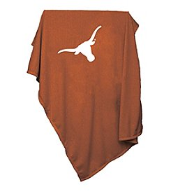 University of Texas Logo Chair Sweatshirt Blanket