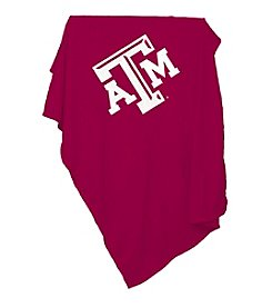 Texas A&M University Logo Chair Sweatshirt Blanket
