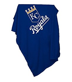 Kansas City Royals Logo Chair Sweatshirt Blanket
