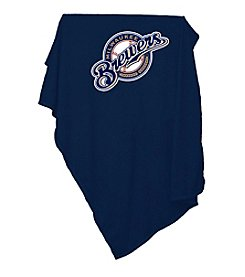 MLB® Milwaukee Brewers Sweatshirt Blanket
