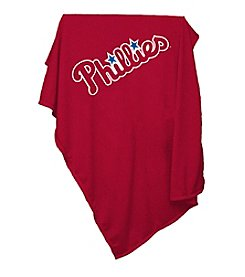 Philadelphia Phillies Logo Chair Sweatshirt Blanket