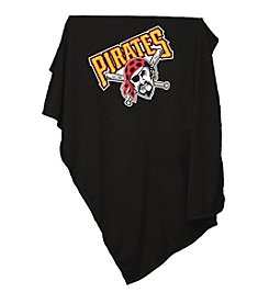 Pittsburgh Pirates Logo Chair Sweatshirt Blanket
