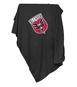 MLS D.C. United Logo Chair Sweatshirt Blanket