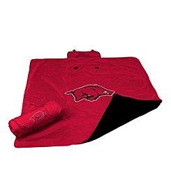NCAA® University of Arkansas All-Weather Blanket