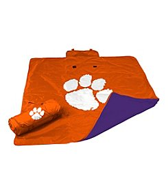 NCAA® Clemson University All-Weather Blanket