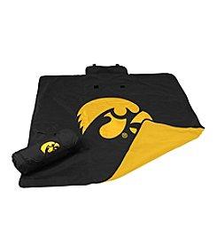 NCAA® University of Iowa All-Weather Blanket
