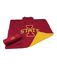 Iowa State University Logo Chair All Weather Blanket
