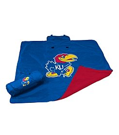 NCAA® University of Kansas All-Weather Blanket