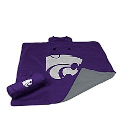 NCAA® Kansas State University All-Weather Blanket