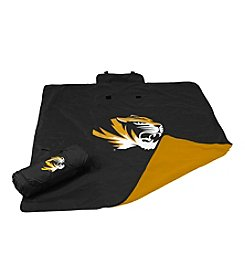 University of Missouri Logo Chair All Weather Blanket