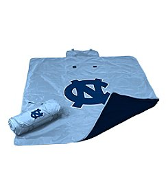 University of North Carolina Logo Chair All Weather Blanket