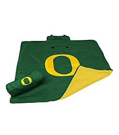 University of Oregon Logo Chair All Weather Blanket