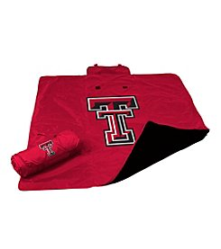 Texas Tech University Logo Chair All Weather Blanket