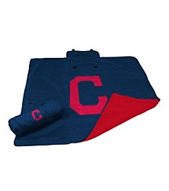 Cleveland Indians Logo Chair All Weather Blanket