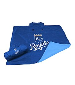Kansas City Royals Logo Chair All Weather Blanket