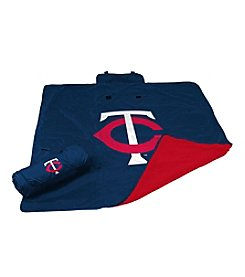 MLB® Minnesota Twins All-Weather Blanket