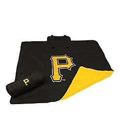 Pittsburgh Pirates Logo Chair All Weather Blanket