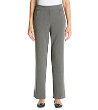 Briggs New York® Solid Slimming Solution Average Pants